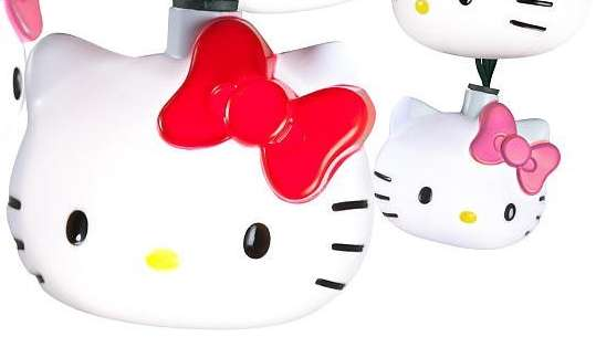 Phosphorescent Cartoon Cats