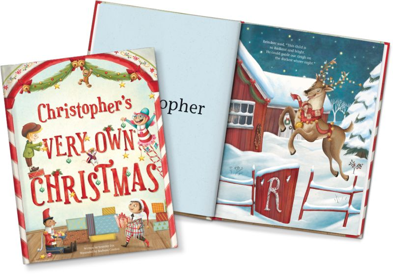 Personalized Christmas Storybooks