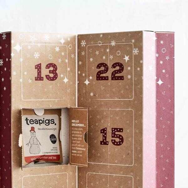 Eco Tea Advent Calendars