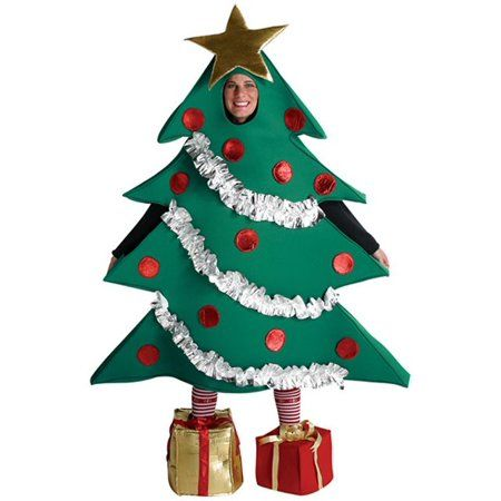Adult-Sized Christmas Tree Costumes