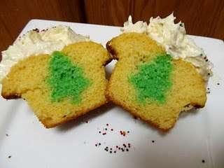 Concealed Tannenbaum Cakes