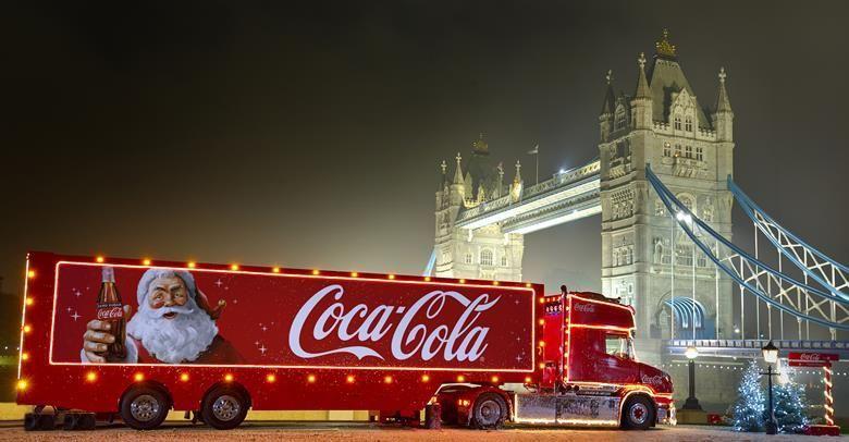 Festive Soda Truck Tours