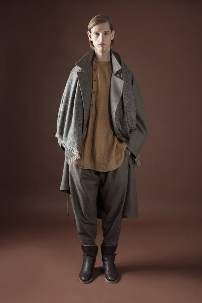 Loose-Layered Menswear