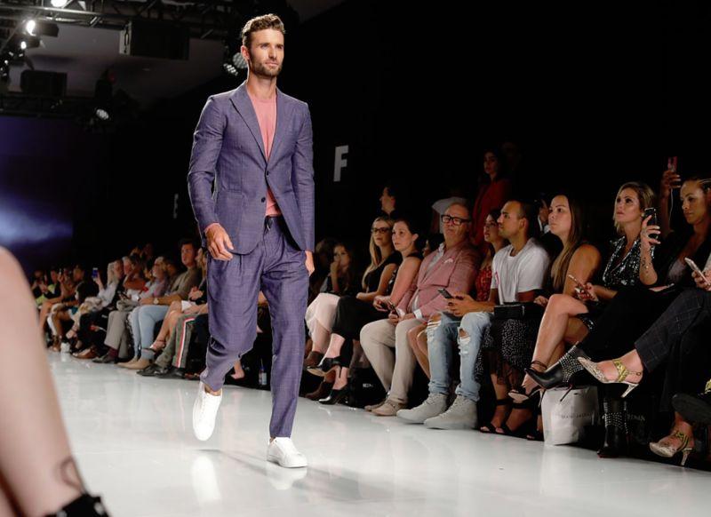 Luxe Italian-Crafted Menswear