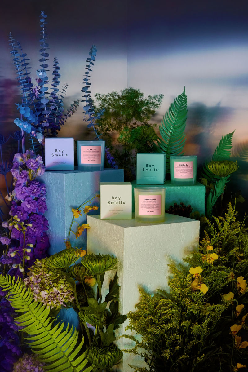 Synesthesia-Inspired Candles