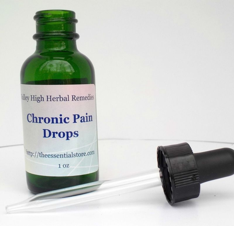Chronic Pain Drops