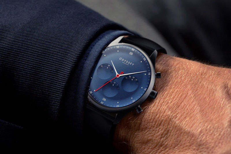 Space Travel-Inspired Timepieces