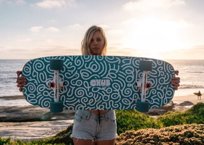 Barefoot-Friendly Skateboards