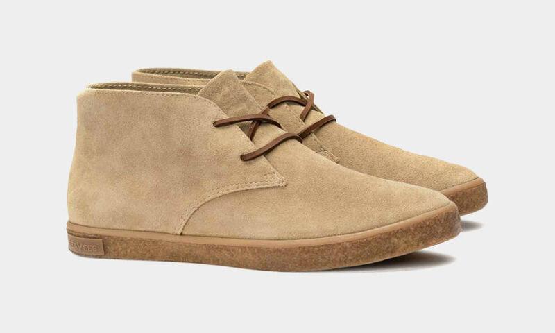 Casually Comfortable Chukka Boots