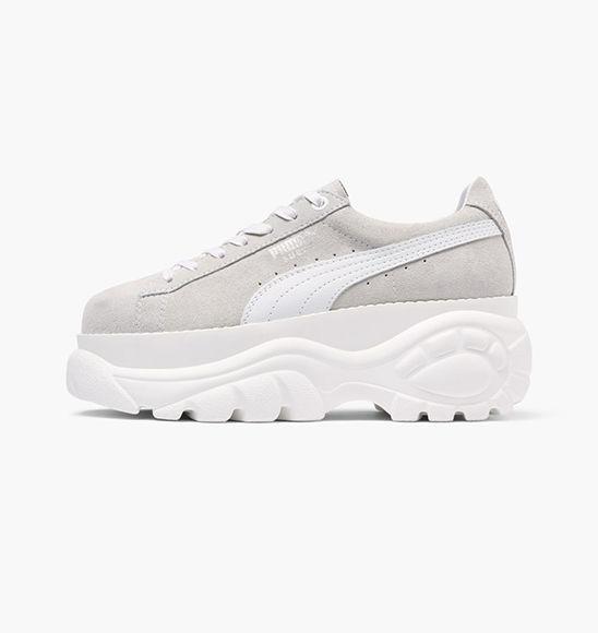Extravagant Chunky Platform Sneakers
