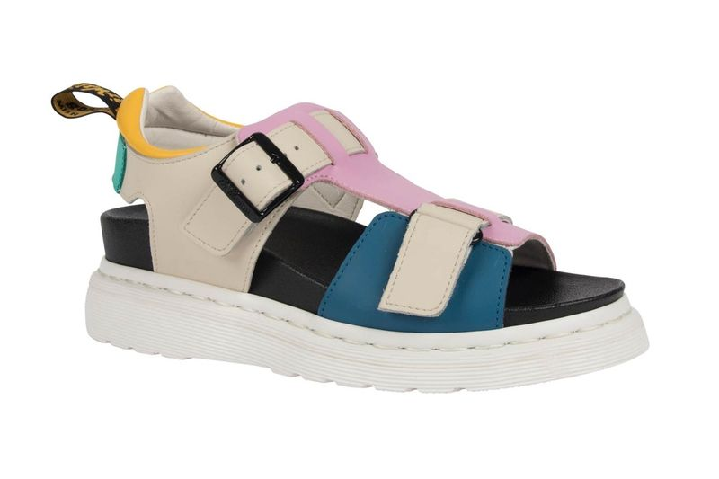 Punk-Inspired Sandal Collections