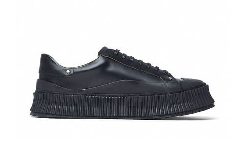 Chunky Unit Luxe Sneakers