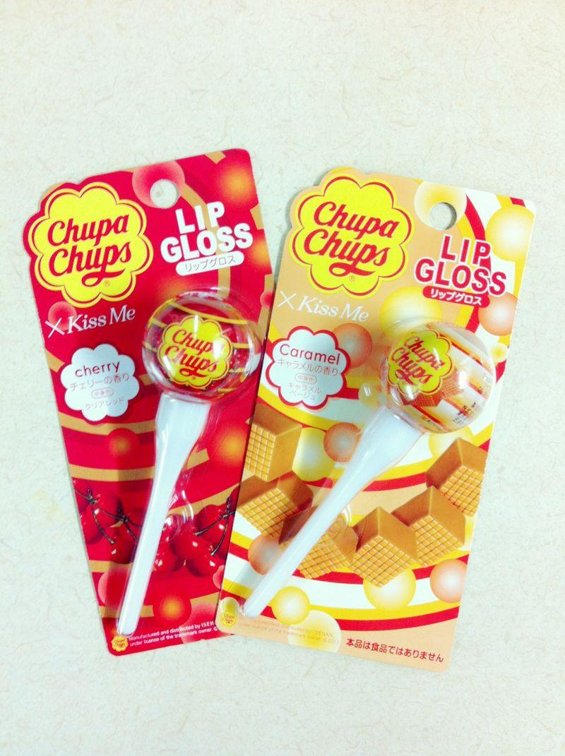 Nostalgic Lollipop Lipsticks