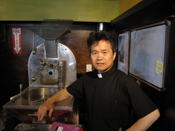 Coffee-Roasting Churches