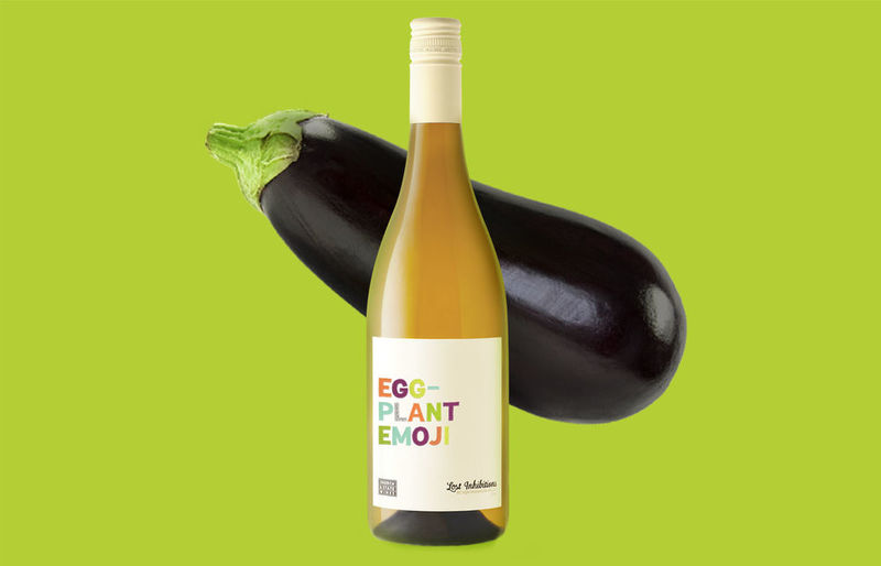 Pop Culture Wine Branding