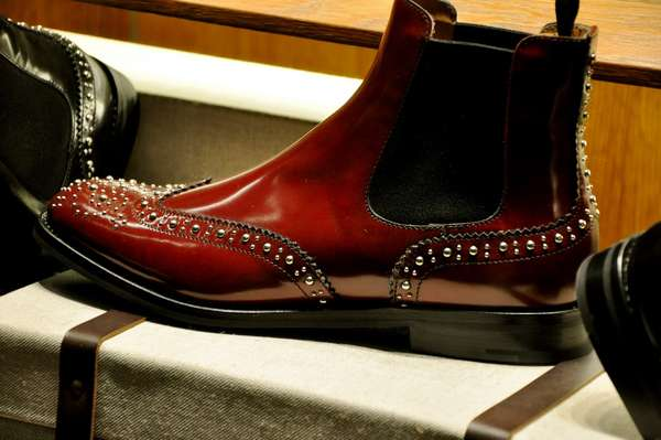 Handmade Shoe Artistry