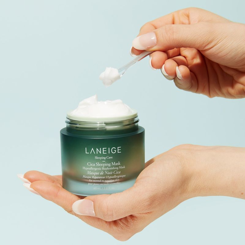 Ultra-Soothing Overnight Masks
