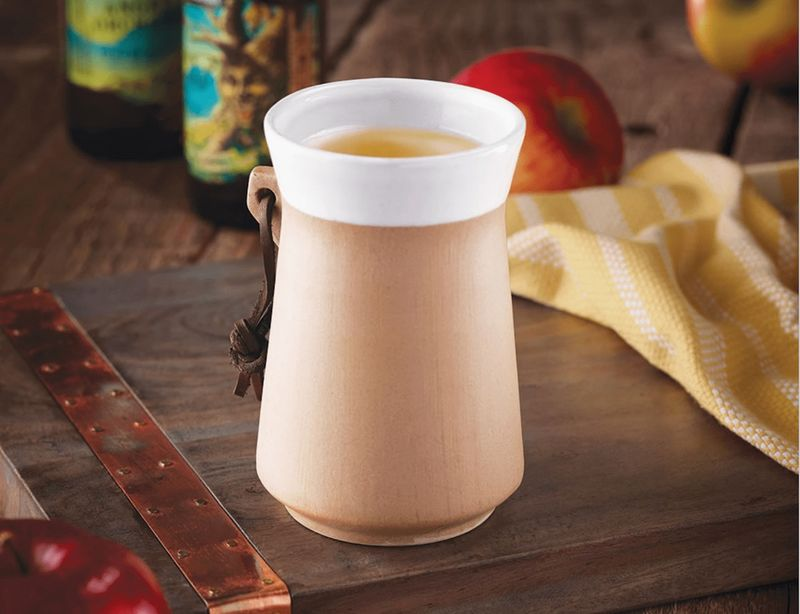 Craft Cider Tasting Mugs