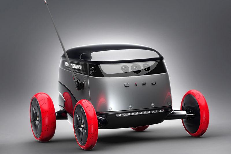 Urban Parcel Delivery Robots