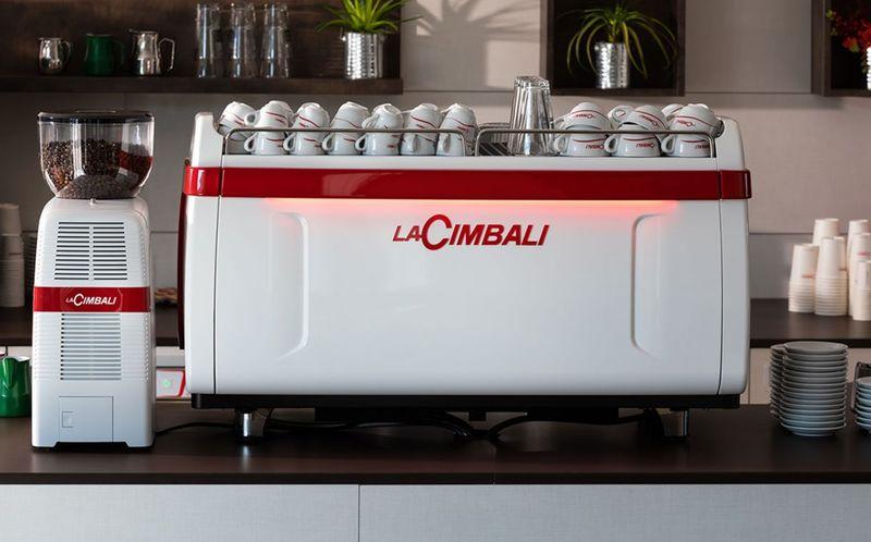 Customization-Friendly Cafe Machines