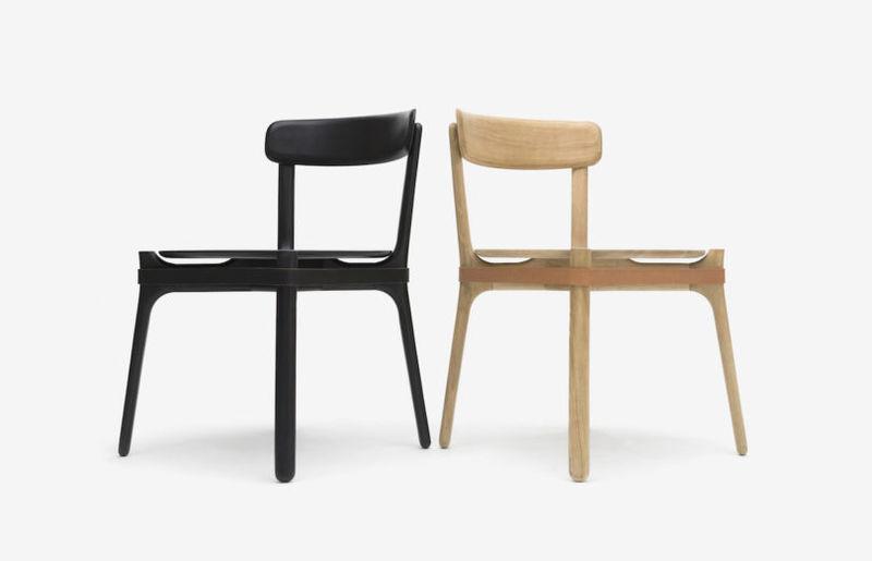 Flat-Shipped Minimal Chairs