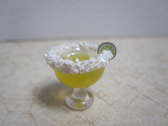 Miniature Margarita Earrings