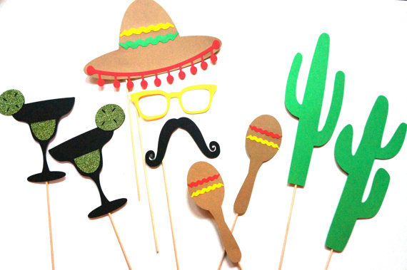 Fiesta Party Props
