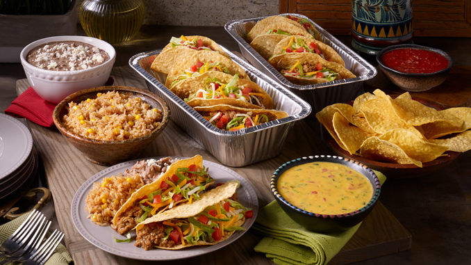 Mexican Holiday Meal Deals