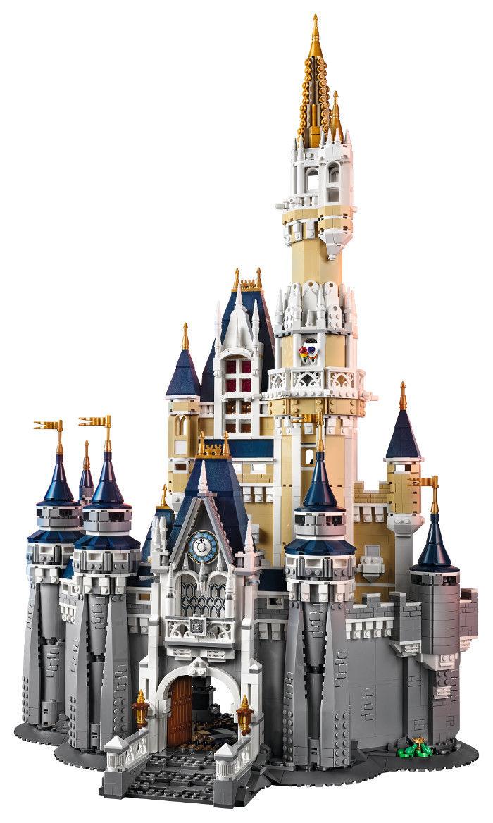 LEGO Fantasy Castles