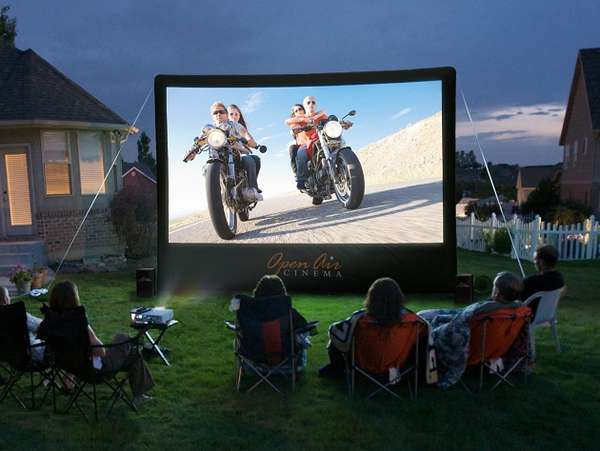 Personal Pop-Up Cinemas