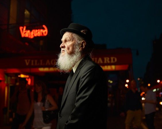 Compelling NYC Portraits