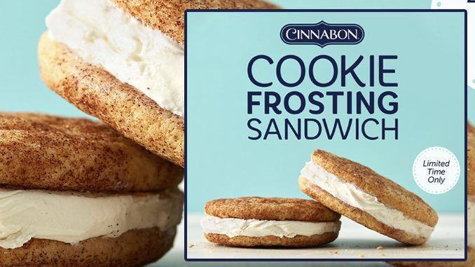 Cinnamon Bun-Inspired Sandwiches