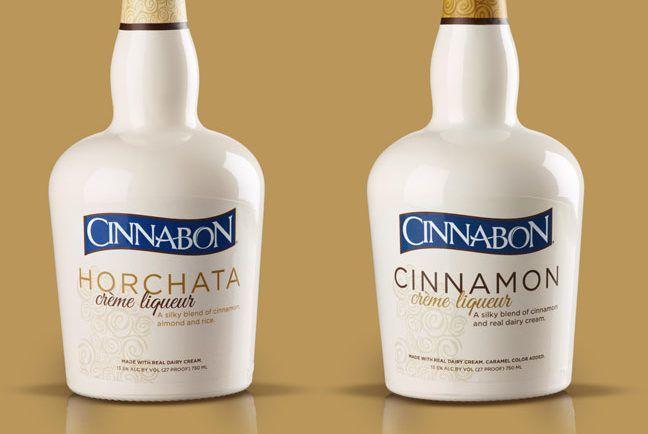 Cinnamon Roll-Flavored Liqueurs