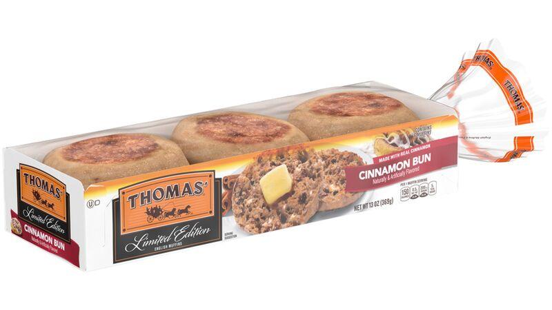 Dessert-Flavored English Muffins