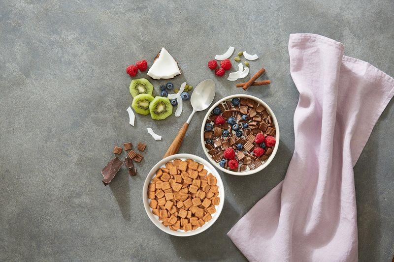 Zero-Sugar Cinnamon Cereals