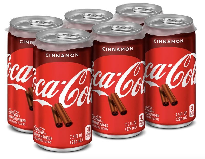 Seasonal Cinnamon-Spiced Colas