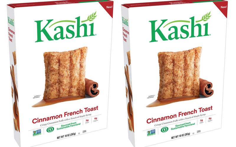 French Recipe-Inspired Cereals
