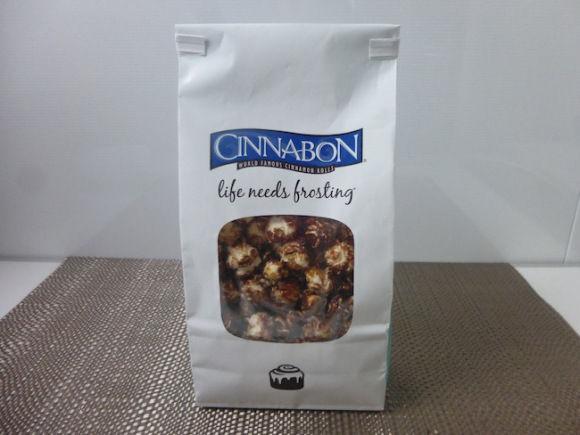 Cinnamon Popcorn Snacks