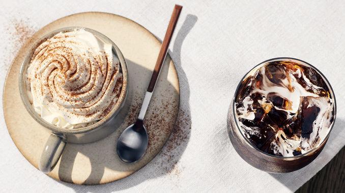 Cinnamon-Spiced Cold Brews