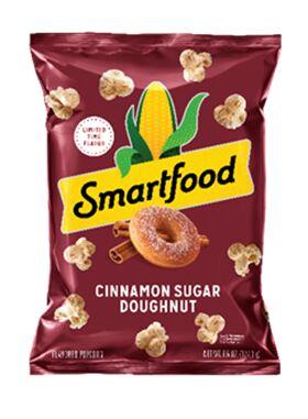 Cinnamon-Infused Popcorn