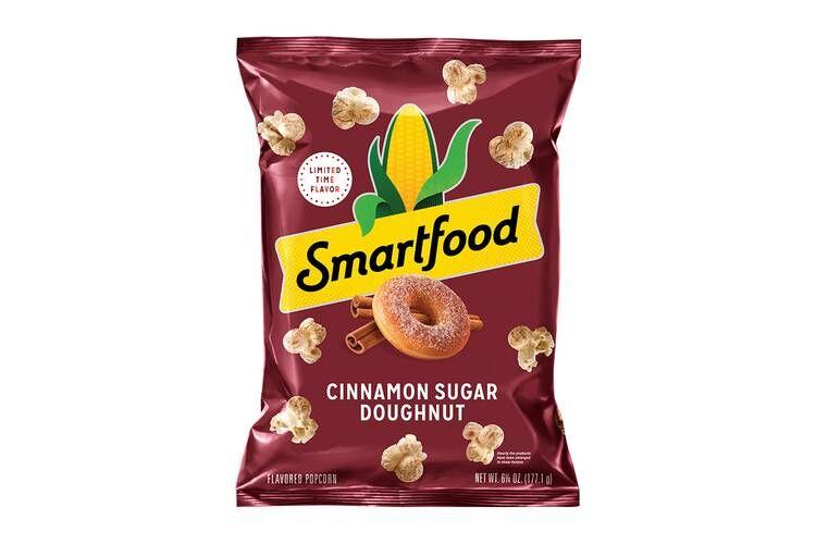 Cinnamon Sugar Donut Popcorn