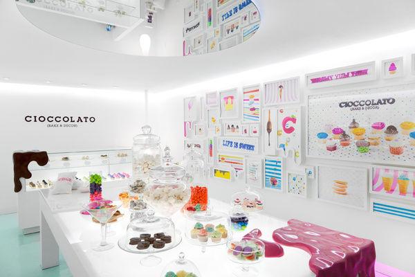Sugar-Branded Shops