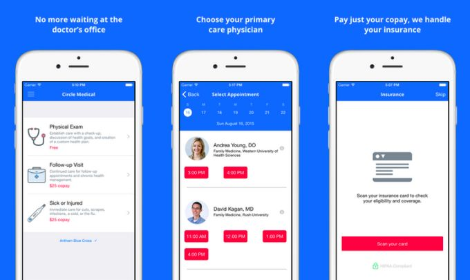 On-Demand Medical Apps