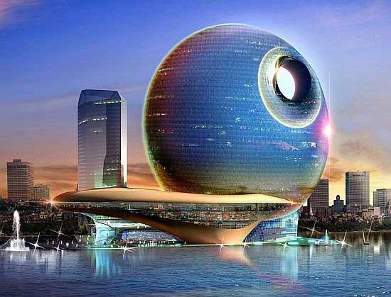 Circular Super Structures