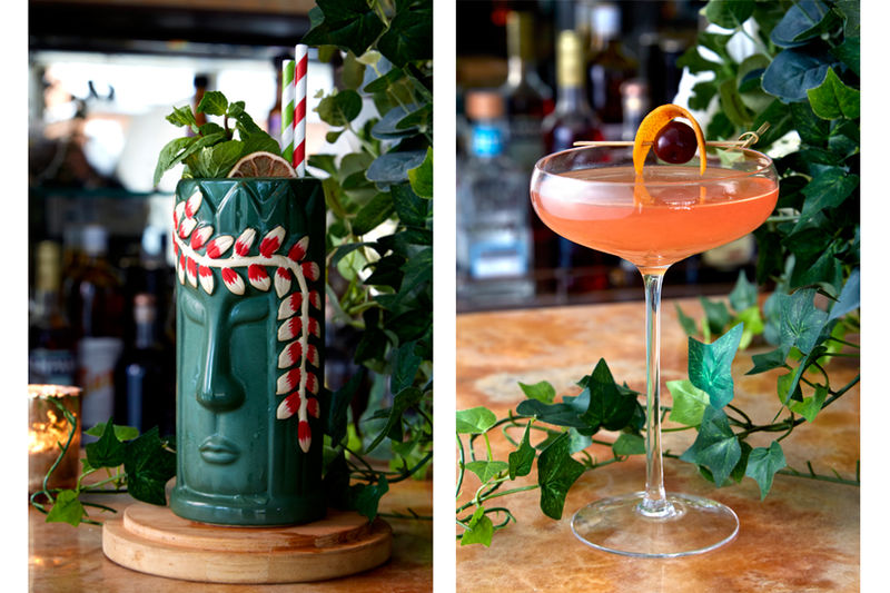 Circus-Inspired Cocktails