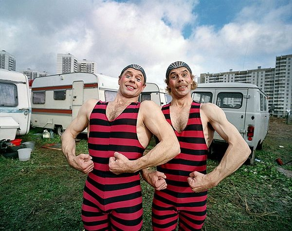Cheerless Circus Photography