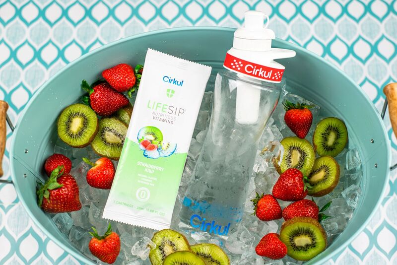 All-Natural Customizable Waters
