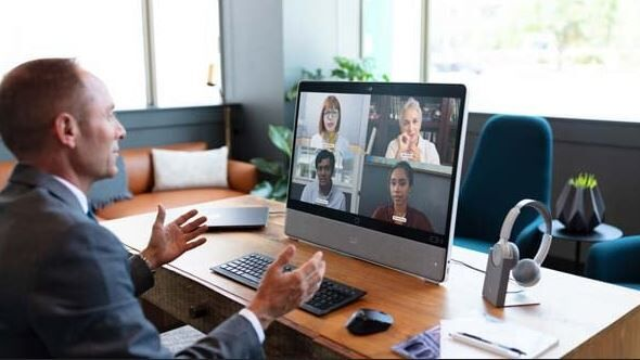 AI-Powered Video Conference Systems