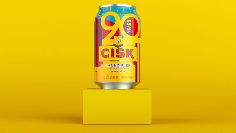 Geometric Beer Redesigns