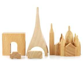 Cities In Bags Japanese Design Store Muji Sells Wooden Toys For Adults